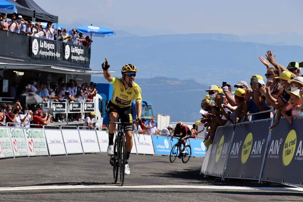 Primož Roglič Tour del Ain